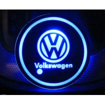 2kpl LED lasinalunen VW