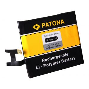 Sony Xperia Z, L36H LIS1502ERPC replacement battery 2330mAh nr.3097